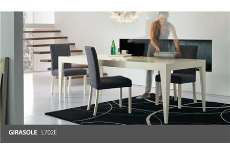 Marlin girasole dining table Marlin home furniture dubai