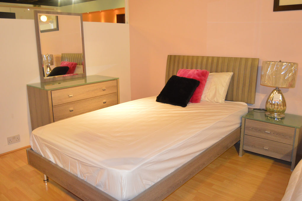 Marlin rhian bed Marlin home furniture dubai