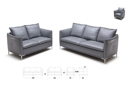 Marlin sentra sofa 3 2 Marlin home furniture dubai