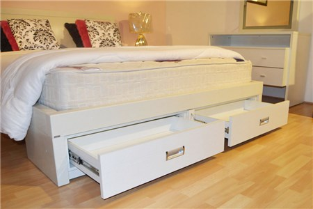 Marlin zena bed Marlin home furniture dubai