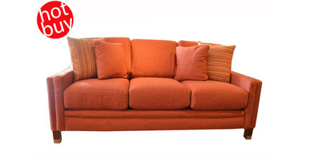 Uptown Bitter Sweet Sofa Set
